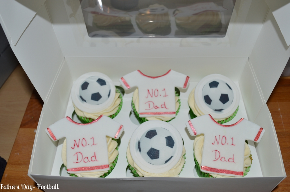 Fathers Day- Football