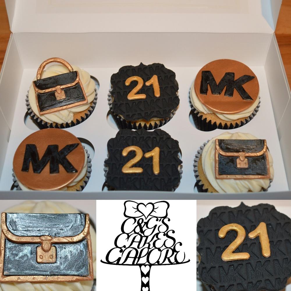Michael Kors Cupcakes