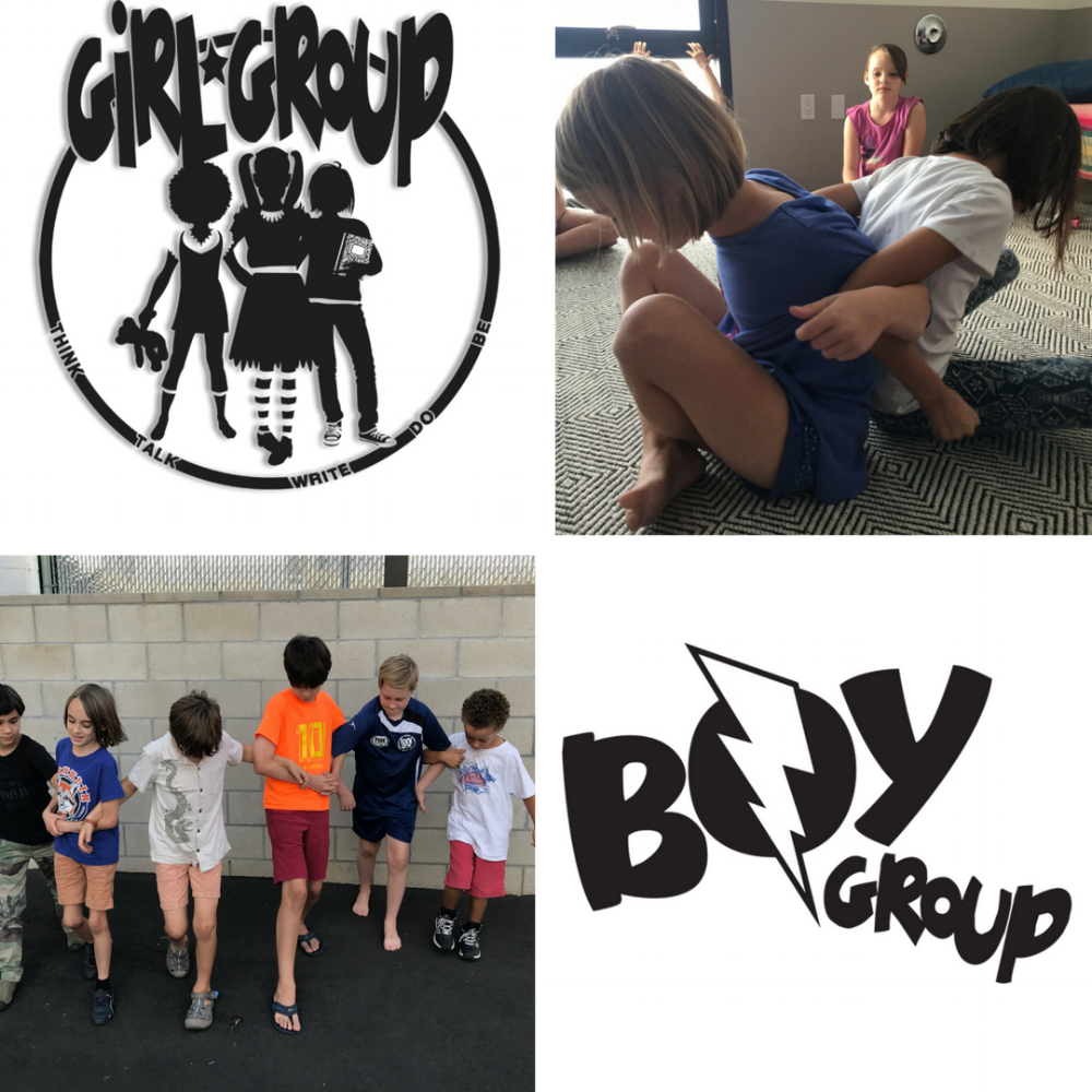 Workshops for Girls and Boys - There is no age when you know everything you need to know. Our goal is to support the process of learning and growing and to help build a foundation of curiosity, compassion and self-respect that will serve girls and boys throughout their lives.