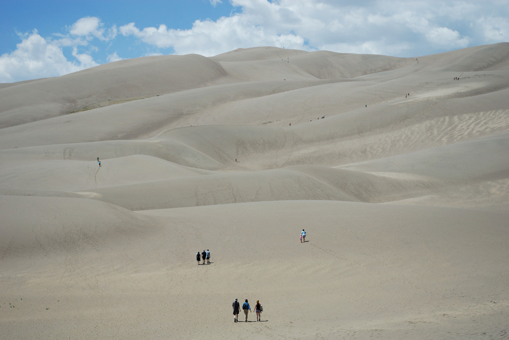 Sand Dunes National Monument, Colorado