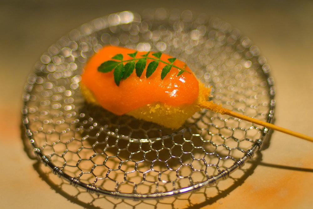 Japanese  kushiyage  restaurant, Singapore