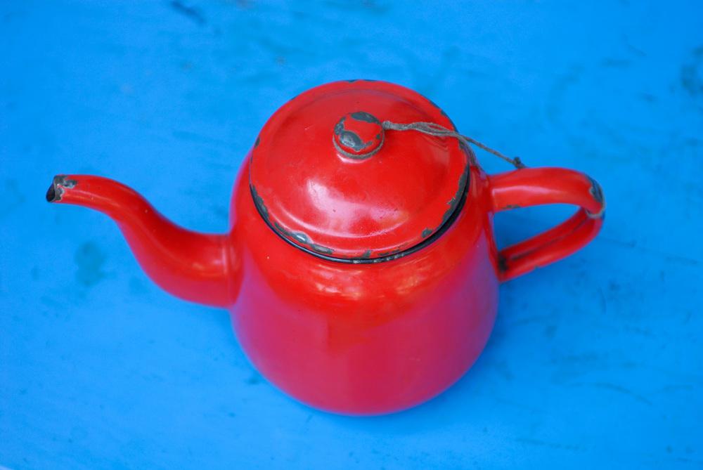 Teapot, Mandalay, Myanmar