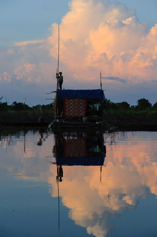 Prek Toal, Cambodia