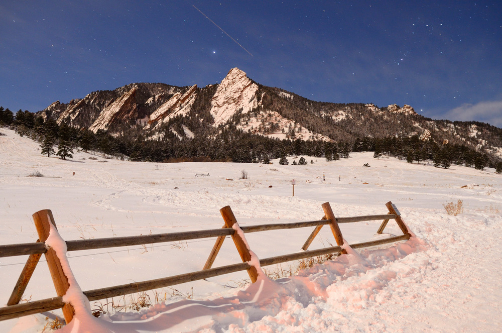 Chautauqua Park, Boulder, Colorado