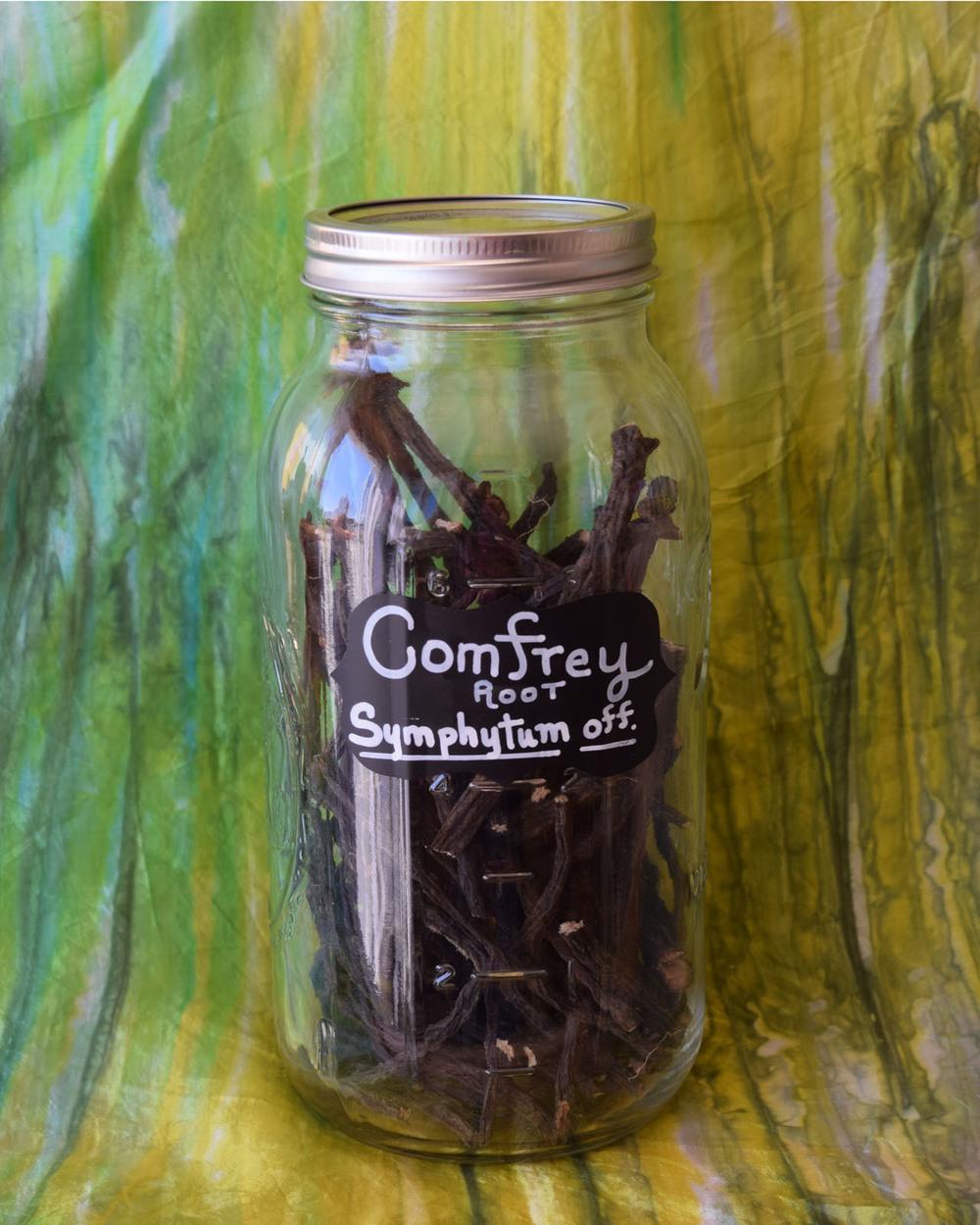 Comfrey root**