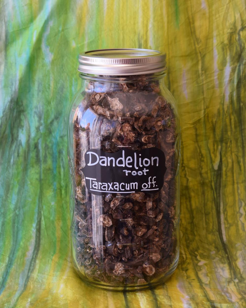 Dandelion root**