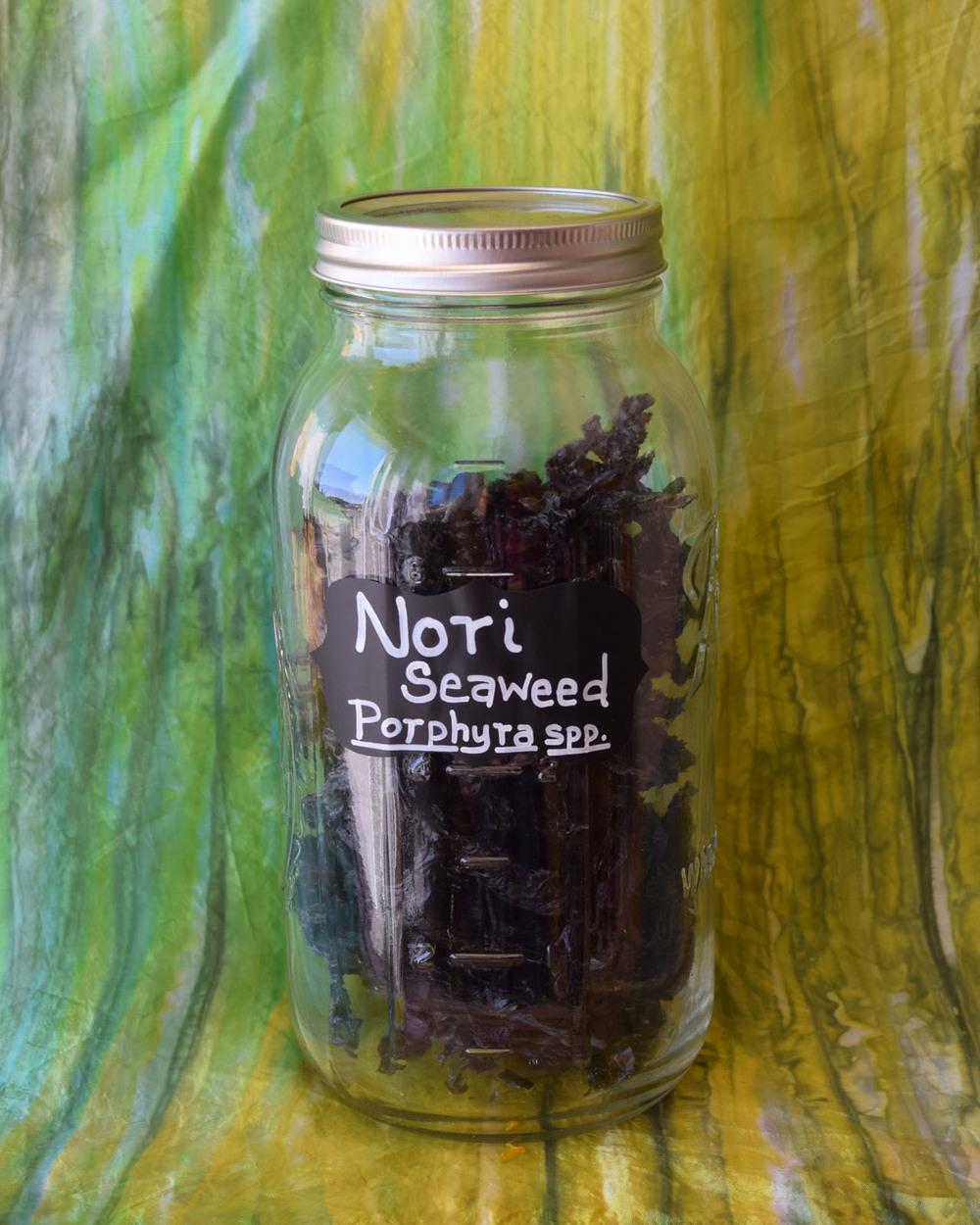 Nori seaweed**