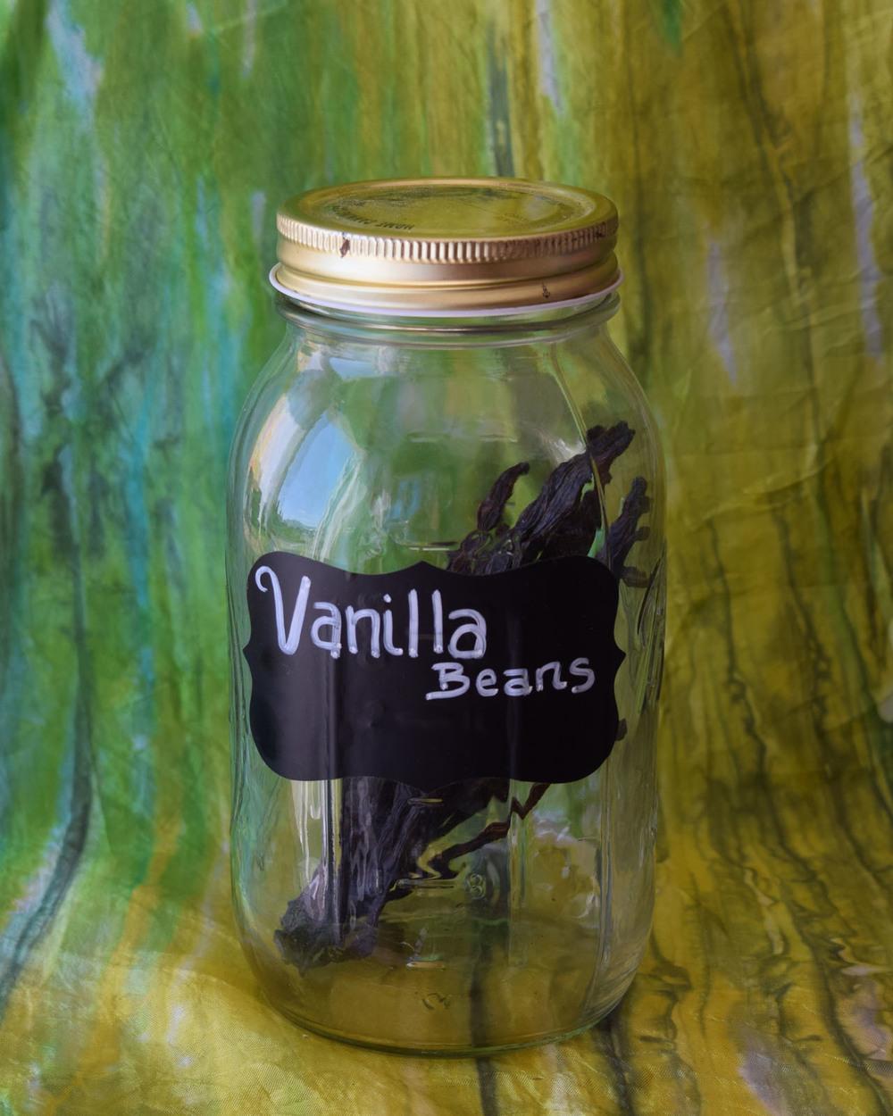 Vanilla beans*
