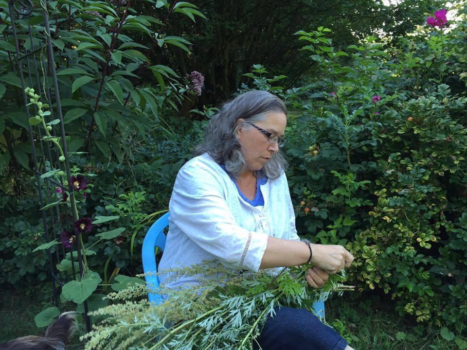 Erin Vanhee, , LMT. Herbalist