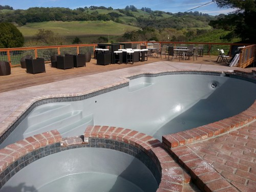 fiberglass pool resurfacing. Our Highly Trained Craftsmen Will Ensure That Your Pool Provides You With A Space Of Beauty And Value Be Proud To Show Off. Fiberglass Resurfacing F