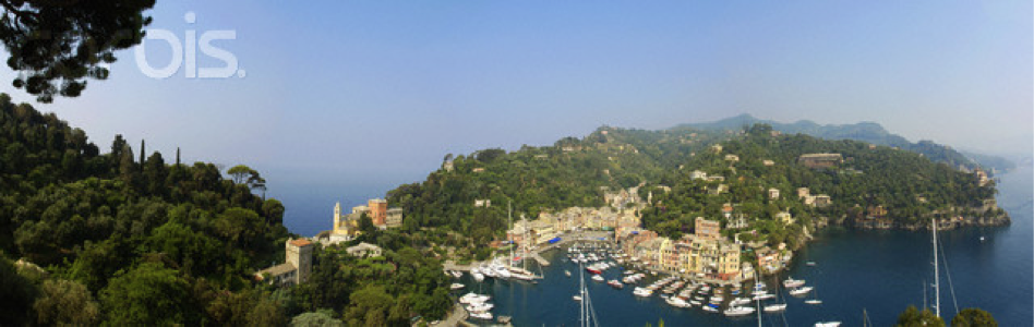 View of Portofino, from the Castello Brown, Italy /Photo Courtesy of BIS