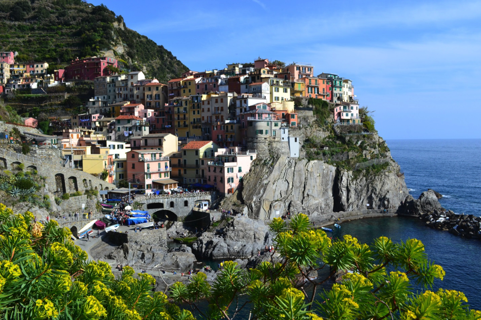 Cinque Terre / Photo courtsey of A girl Who Travels