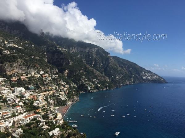 Positano, Salerno, Campania, Italy Photo Credit: Travel Italian Style