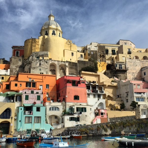 Procida Islands, Naples, Campania, Italy Photo Credit: Travel Italian Style