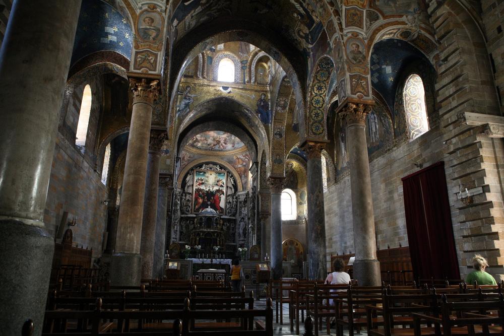 Chiesa Martorana, Piazza Bellini, Palermo, Sicily, Italy - Photo Credit Askii https://www.flickr.com/photos/askii/