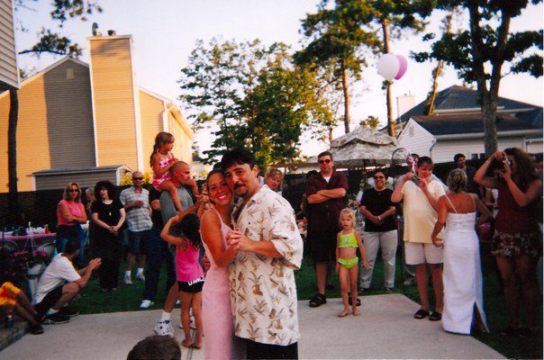 just a one summer after my high school graduation  I would enjoy my very last dance ever with my father. He passed away the following October