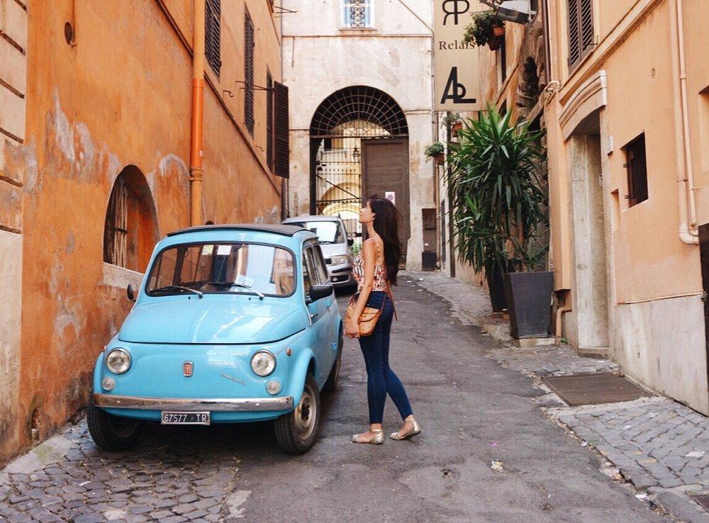 Photo Courtesy of Dame Traveler | Roma