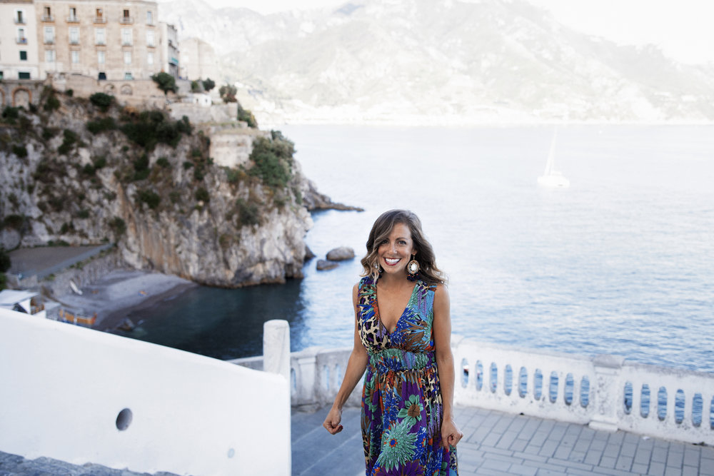 Living my best life possible. Each year I spend 6 months in Italy and 6 months in NYC. When in Italy I travel from region to region but most recently have been basing myself on the Amalfi Coast for 2 months during the summer months. Amalfi Coast - 2018