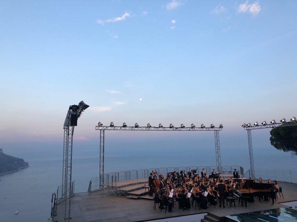 Ravello Music Festival - 2018
