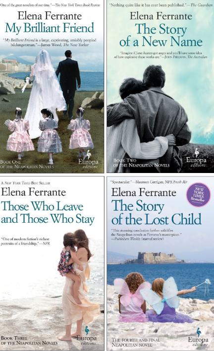 The Ferrante Series - Pic Courtesy of NY Daily News
