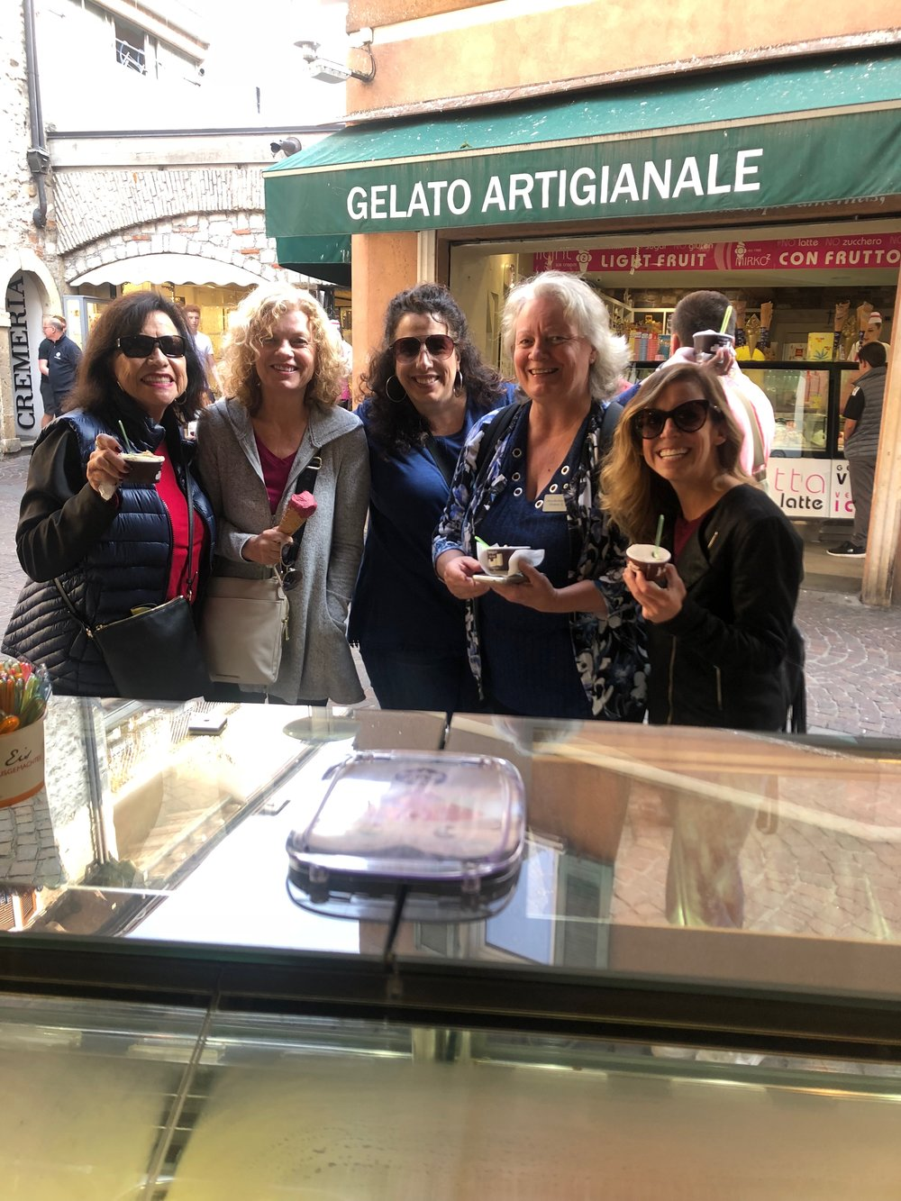 This Fall TIS traveled Northern Italy with Donna and Lisa!. We can't wait to meet you in California!