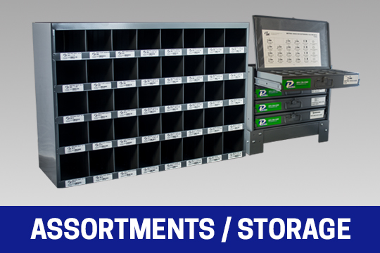 Assortments / Storage