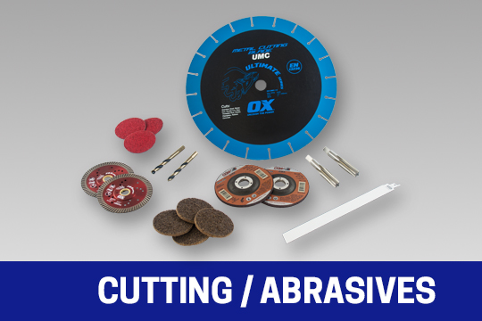 Cutting / Abrasives