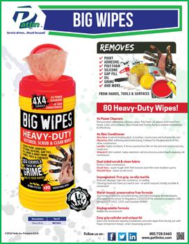 Big Wipes Promo