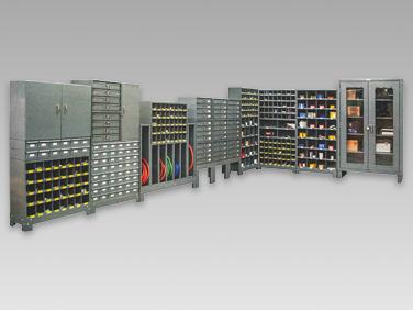 Bins, Drawers, Drawer Cabinet System