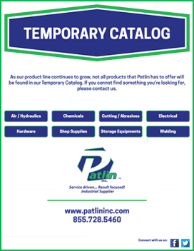 Temporary Catalog