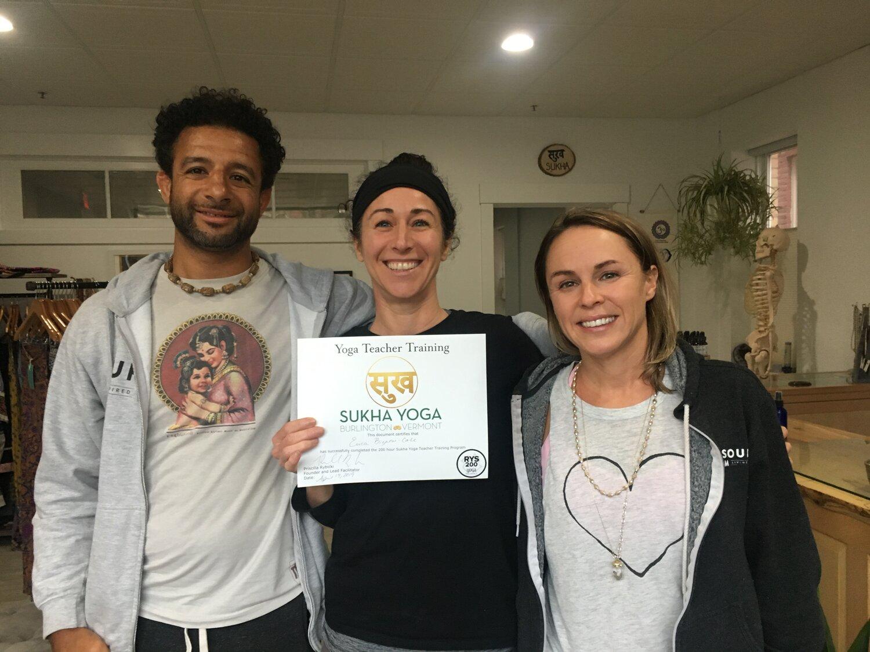 200 Hour Yoga Teacher Training Burlington Vermont Sukha Yoga