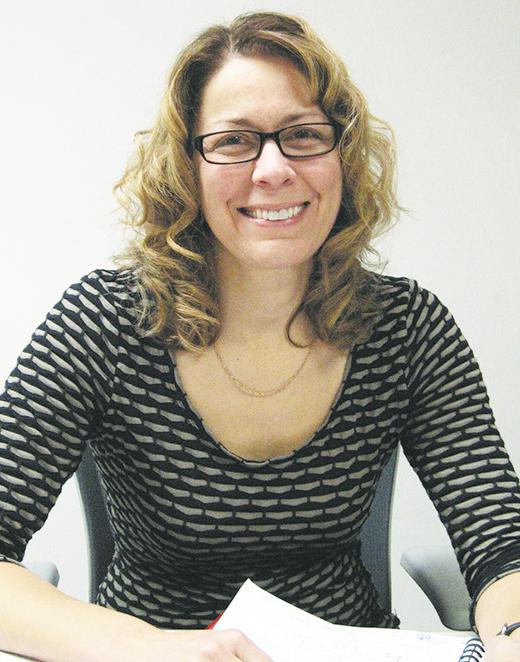 Géraldine Arsenault