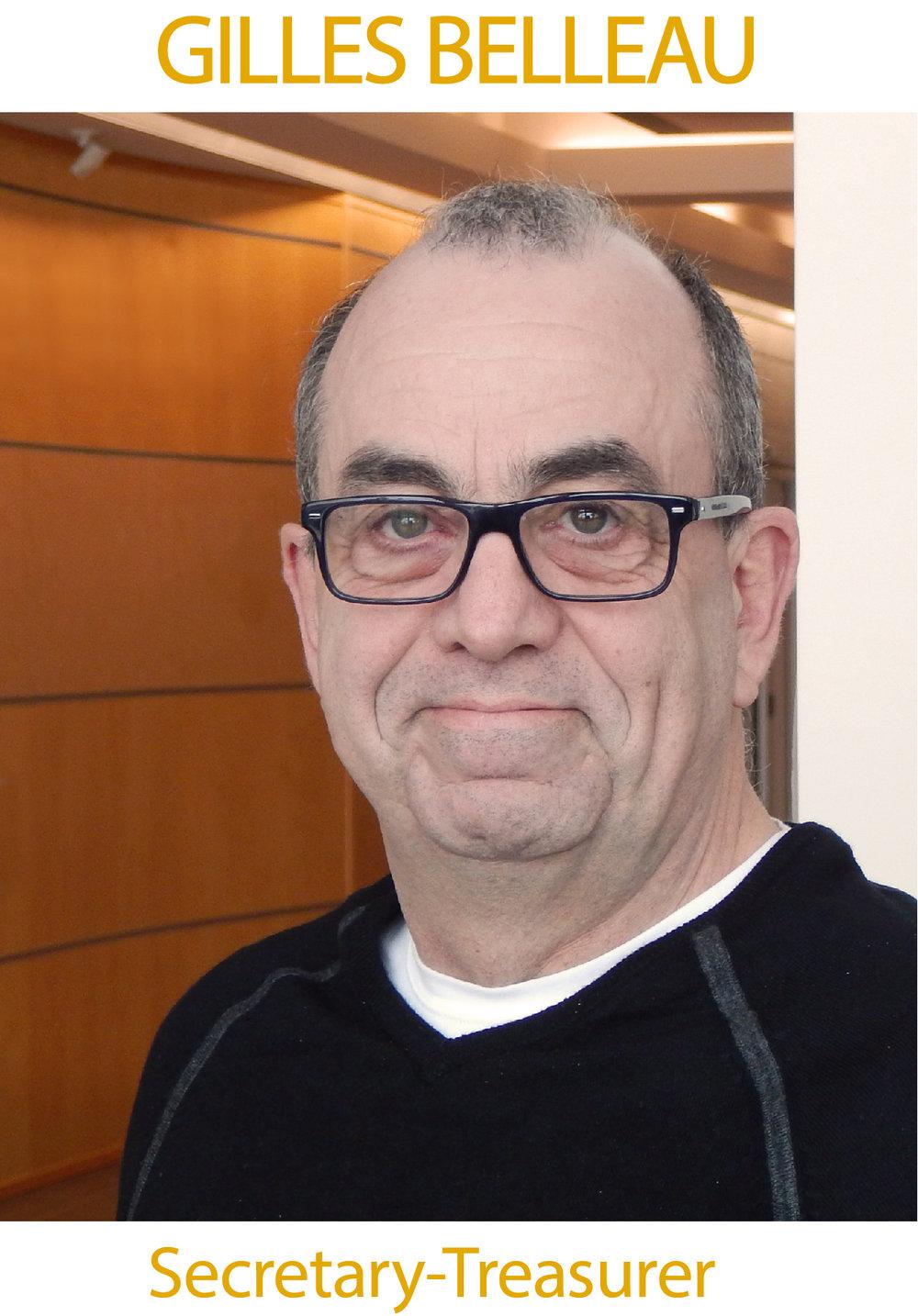 Gilles Belleau