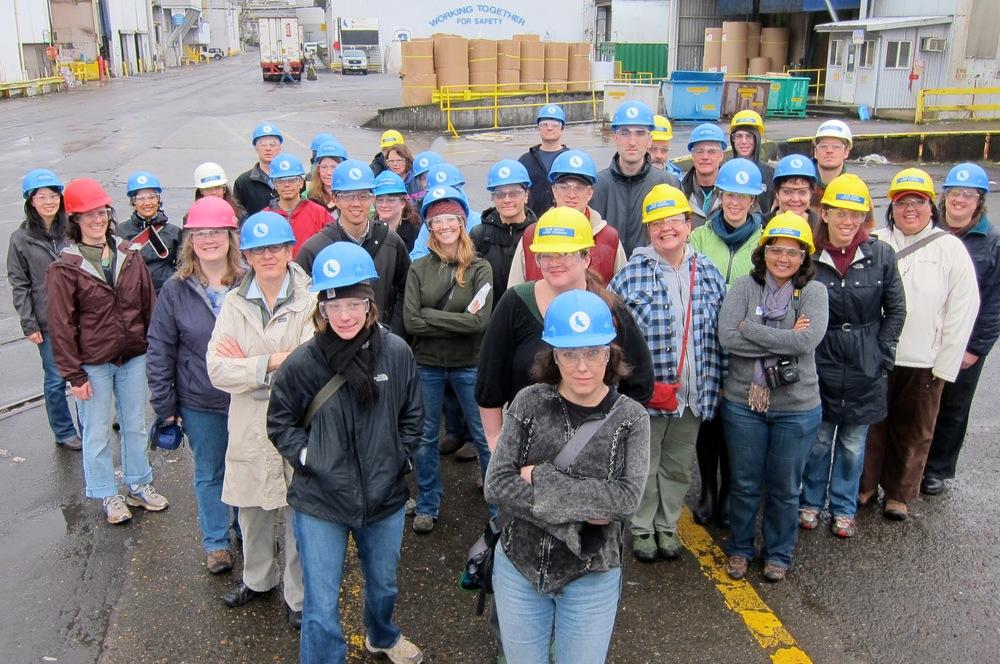 Aprenda.Inspire. Logre un impacto ambiental positivo.    Winter applications    Sign Up Today!
