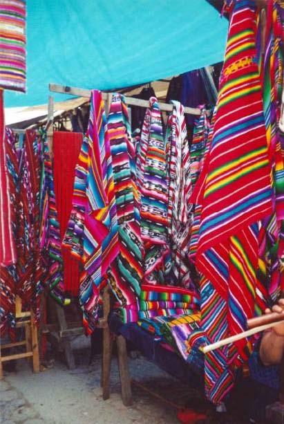 Chichicastenango Market in 1996