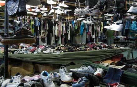 Chichicastenango Market in 2013