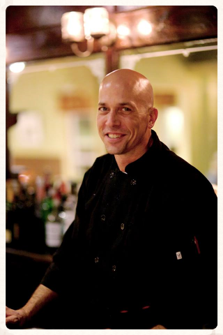 Owner and Chef - Michael Hegeman