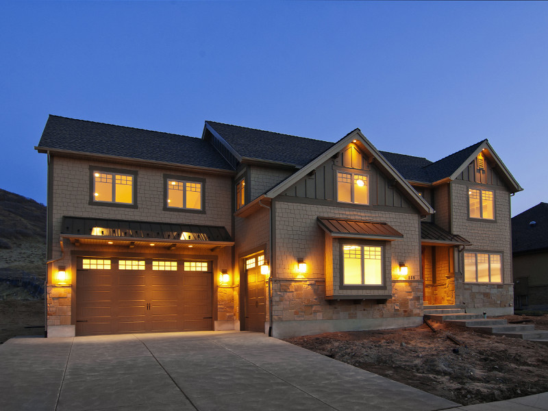 Recently Finished Home By Cameo Homes Inc