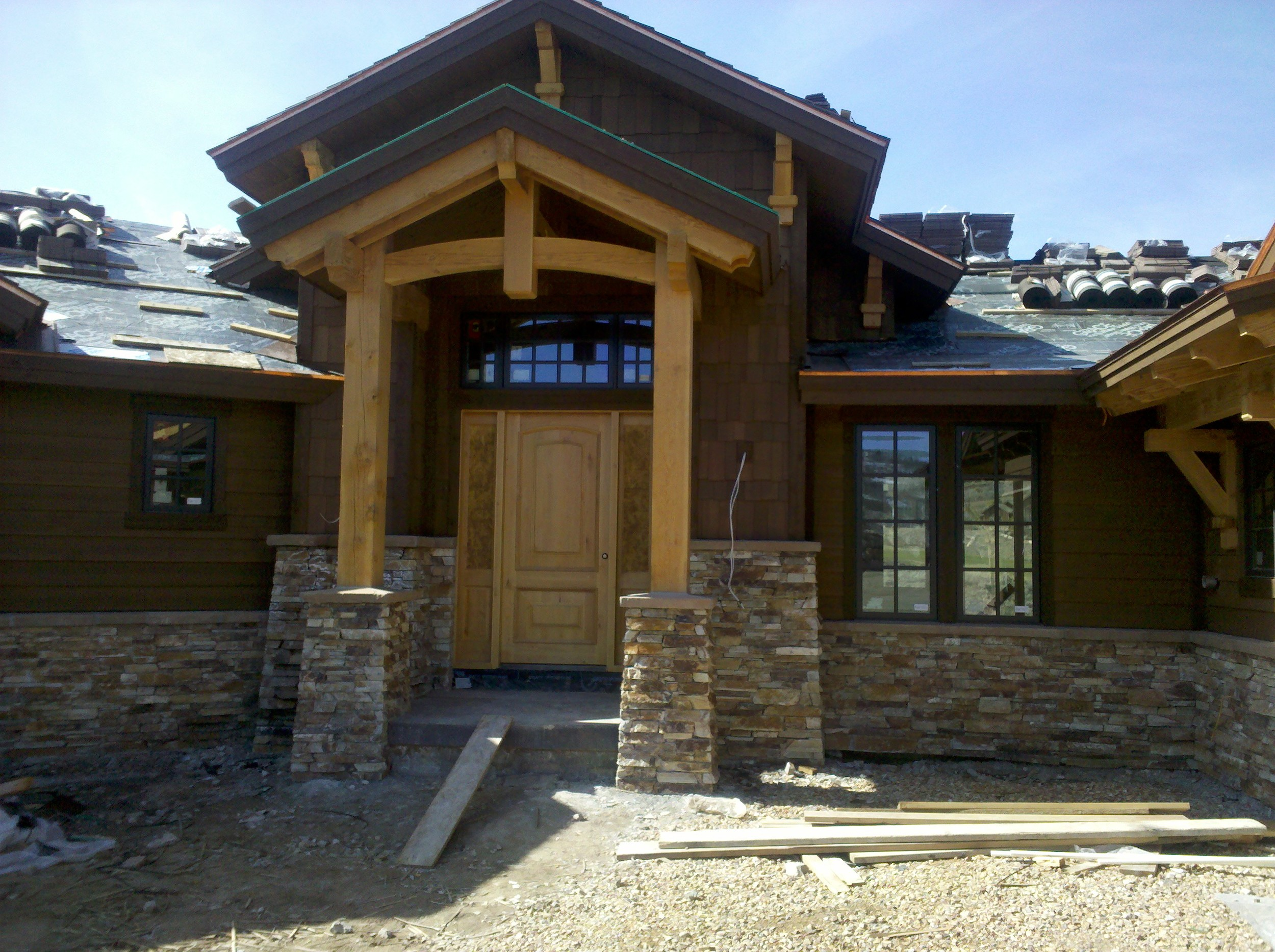 Here Is A Link To Our Home We Built Last Year For The Park City Showcase Of Homes 2010