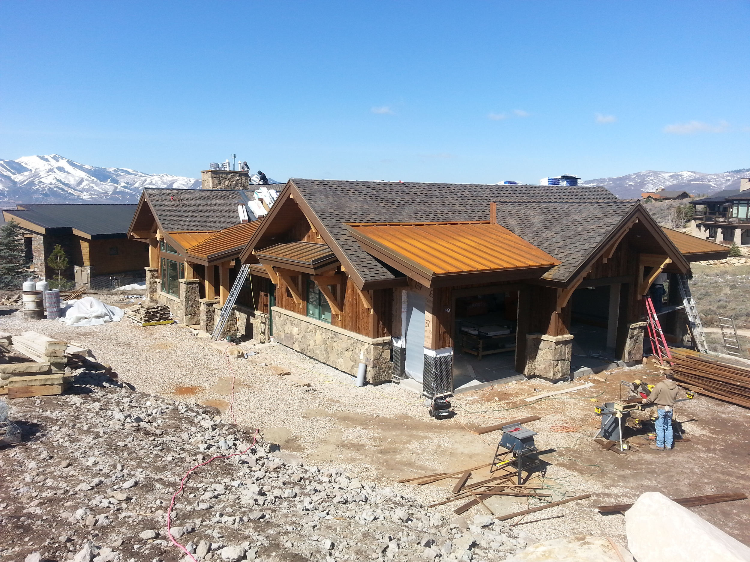 Park City Showcase of Homes 2014 by Cameo Homes Inc.