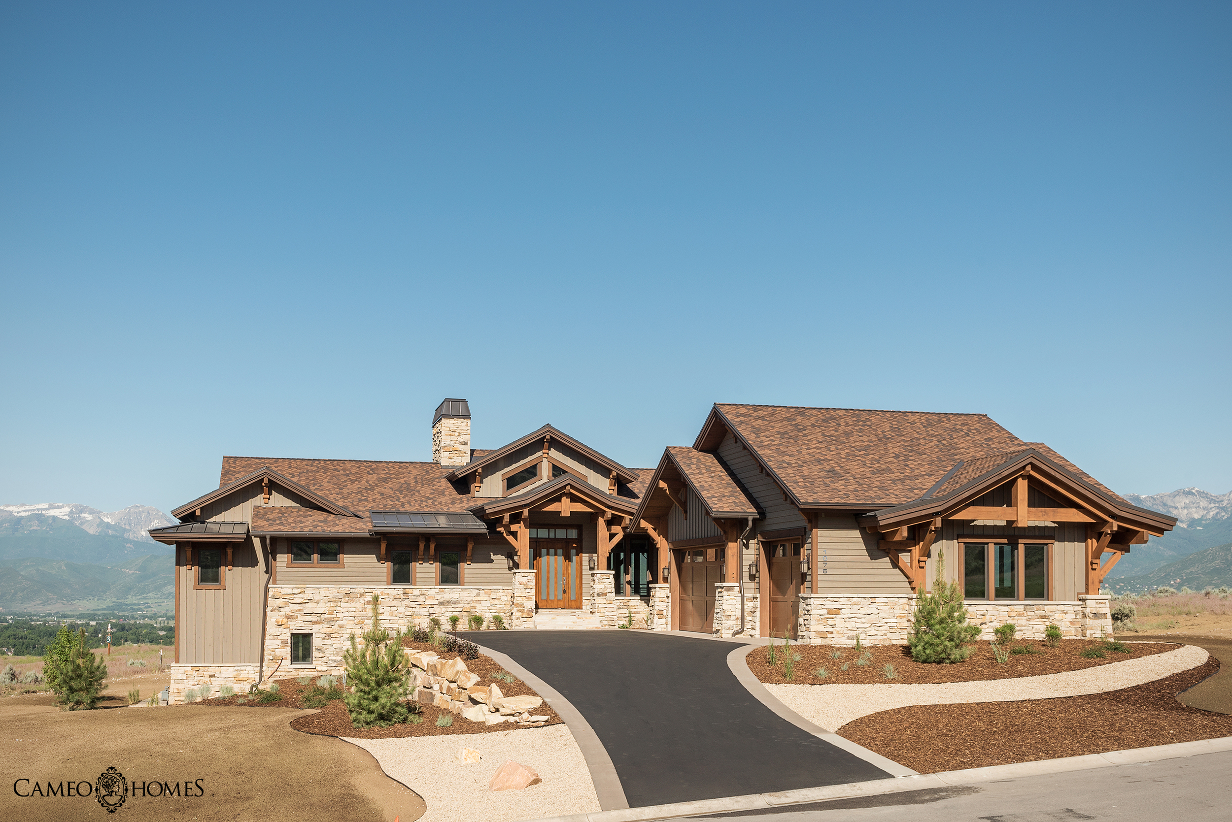 Park City Luxury Home Builders, Cameo Homes Inc.