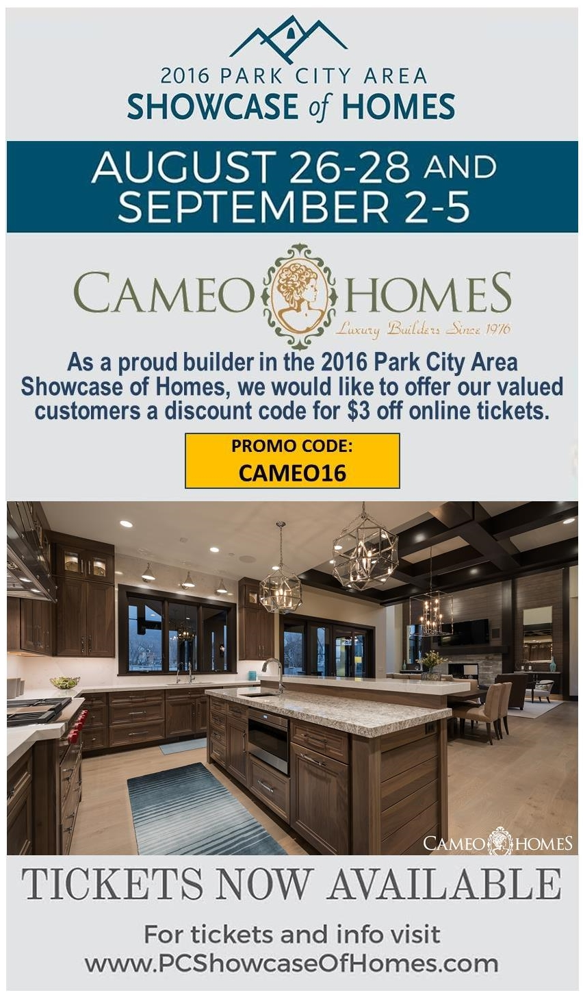 Utah Luxury Home Builders since 1976, Cameo Homes Inc.