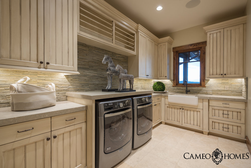 Home built by Cameo Homes Inc. in Utah. Picture Credit:  Lucy Call