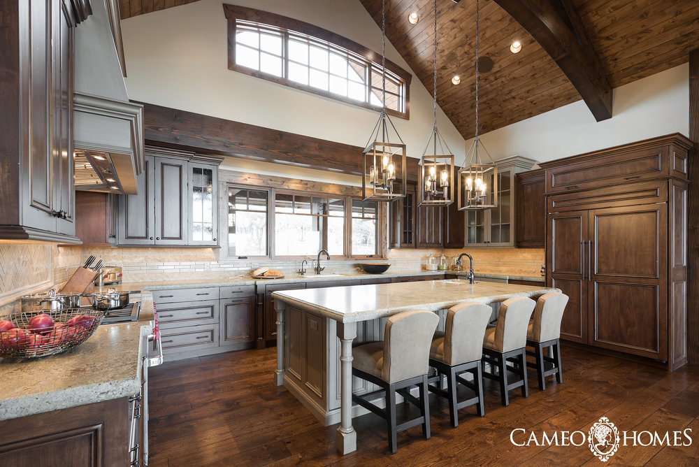 Built by Cameo Homes Inc.
