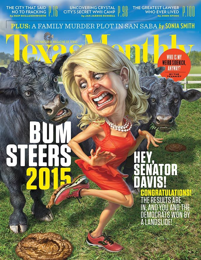 Texas Monthly Bum Steer Awards