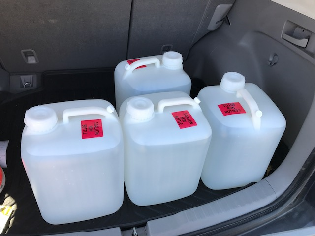 20 Gallons Ready to use! Less then $32