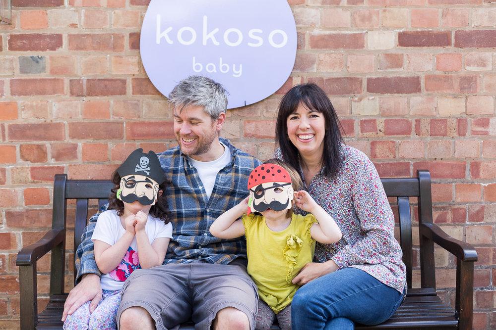 Kokoso Baby founders