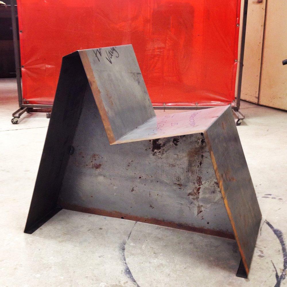 Rust chair in process.JPG