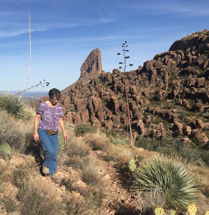 Weaver's Needle, Superstition Wilderness