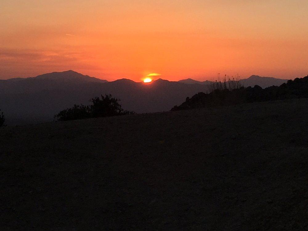 Rolfing Resources image sunrise Scottsdale AZ